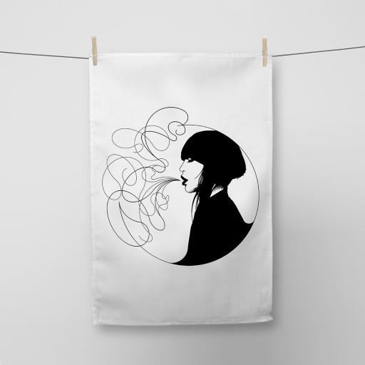 Breathe Cotton Tea Towel