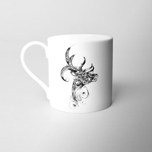 Stag Fine Bone China Mug Si Scott WB.jpg
