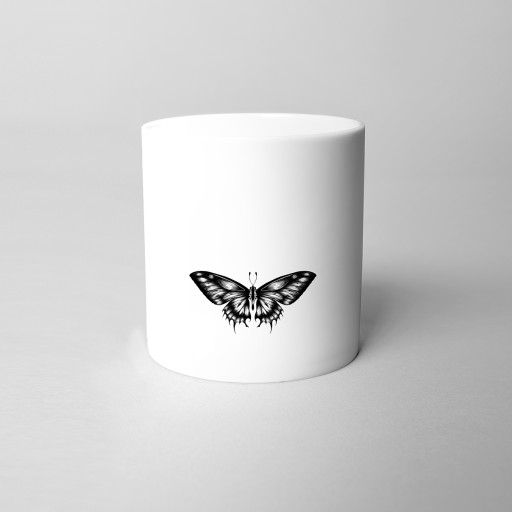 Butterflies Fine Bone China Mug Si Scott WB.jpg