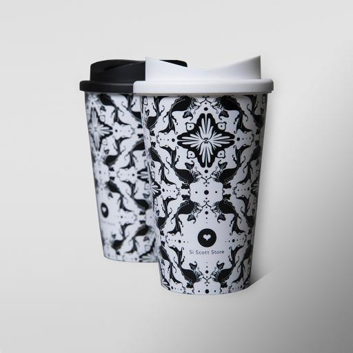 Illustrated Reusable Keep Cup