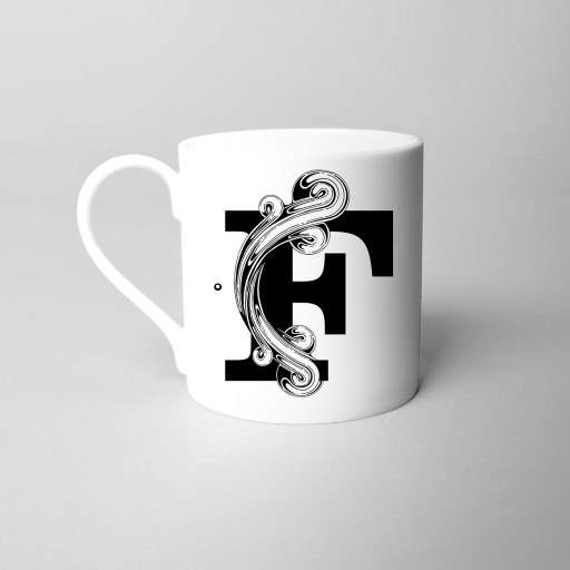 Si Scott 'F' Alphabet Initial Monogram Fine Bone China Mug.jpg