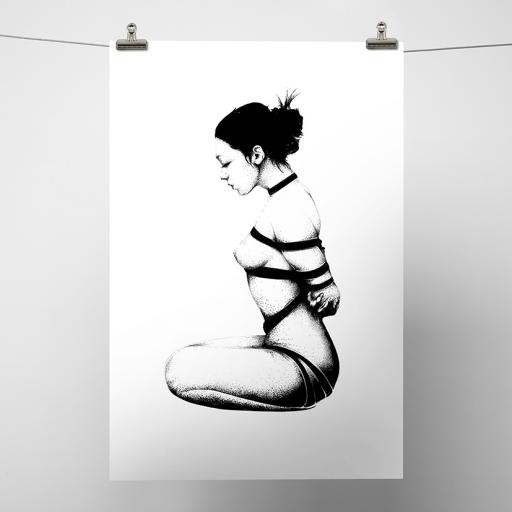Bound Print