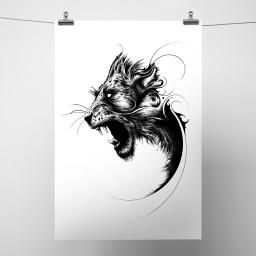 Lion_White Background.jpg
