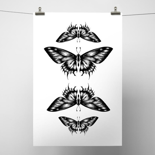 Butterflies White Background.jpg