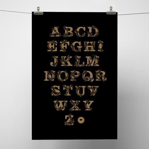 Typeface Print
