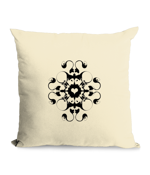 Heart Cotton Canvas Cushion.png